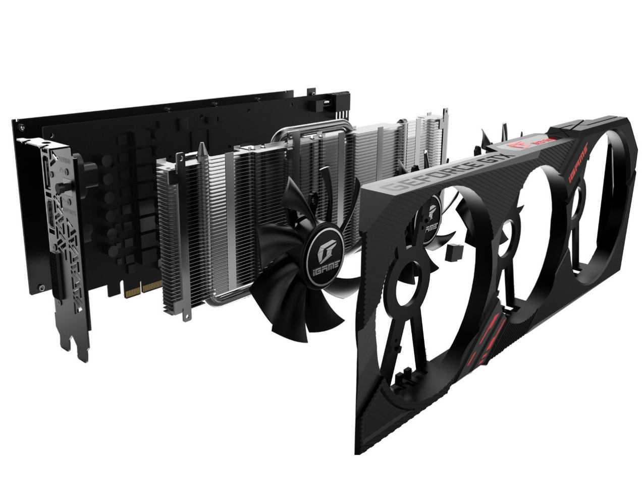 COLORFUL iGame 1660 SUPER: ecco le nuove GPU