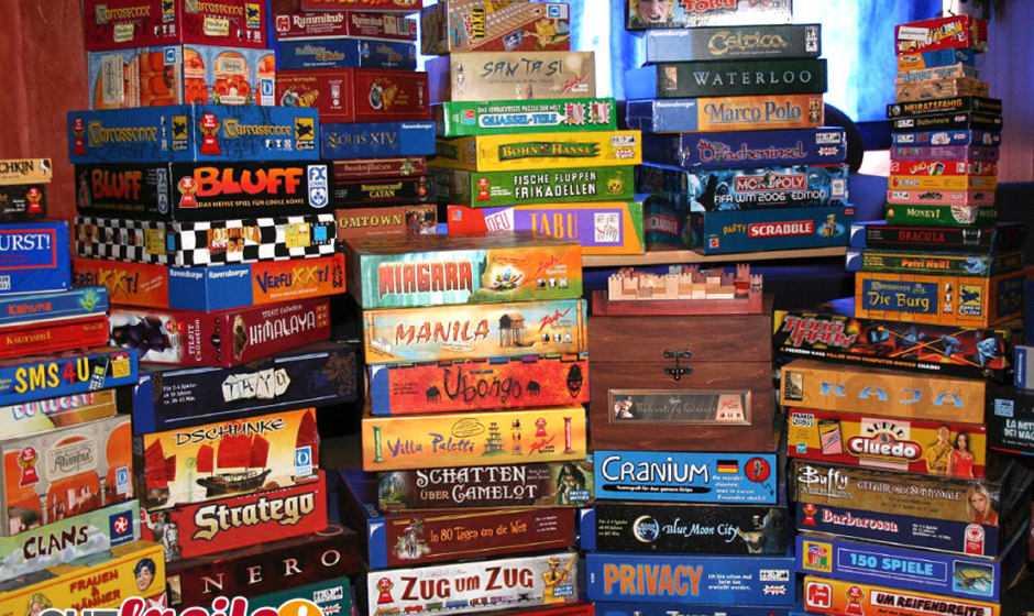 Il vostro gioco da tavolo preferito risulta noioso? Come mai?
