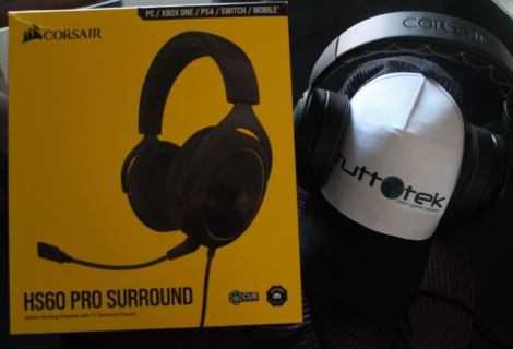 Recensione Corsair HS60 Pro: headset più maturo ma ancora imperfetto?