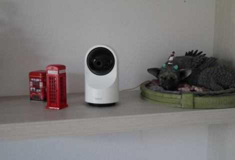 Recensione Kami Indoor Camera: telecamera di sorveglianza