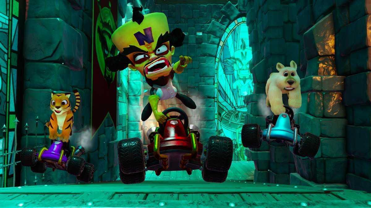 Crash Team Racing Nitro-Fueled: ecco i nuovi eventi gratuiti