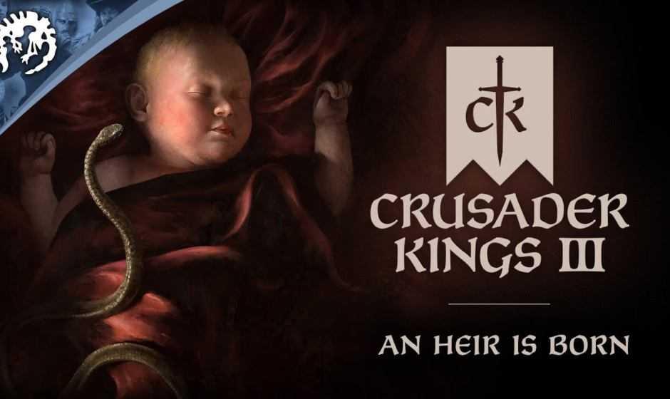 Crusader Kings 3: dal PDXCON 2019 arriva il trailer d'annuncio