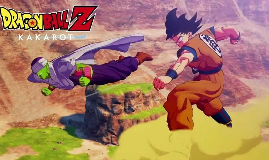 Dragon Ball Z: Kakarot, ecco il primo gameplay showcase