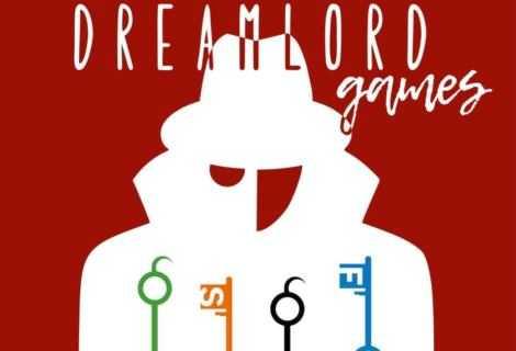 Le Novità Dreamlord Games a Lucca Comics & Games 2019
