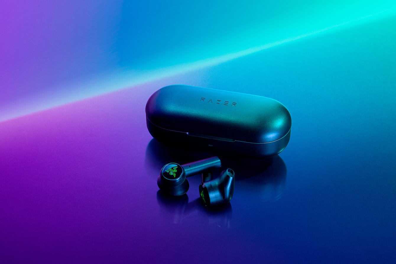 Razer Hammerhead True Wireless: nuovi earbud da gaming