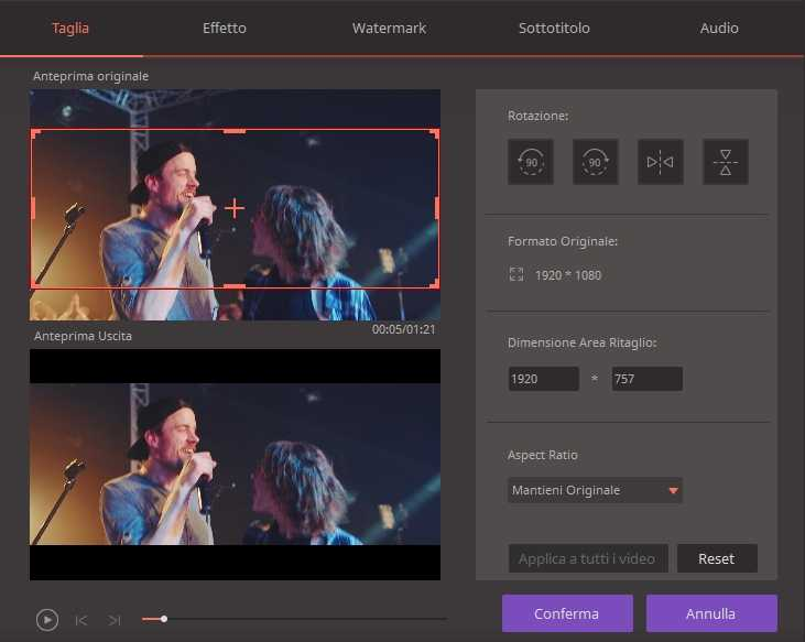 Uniconverter: una suite completa per i vostri video