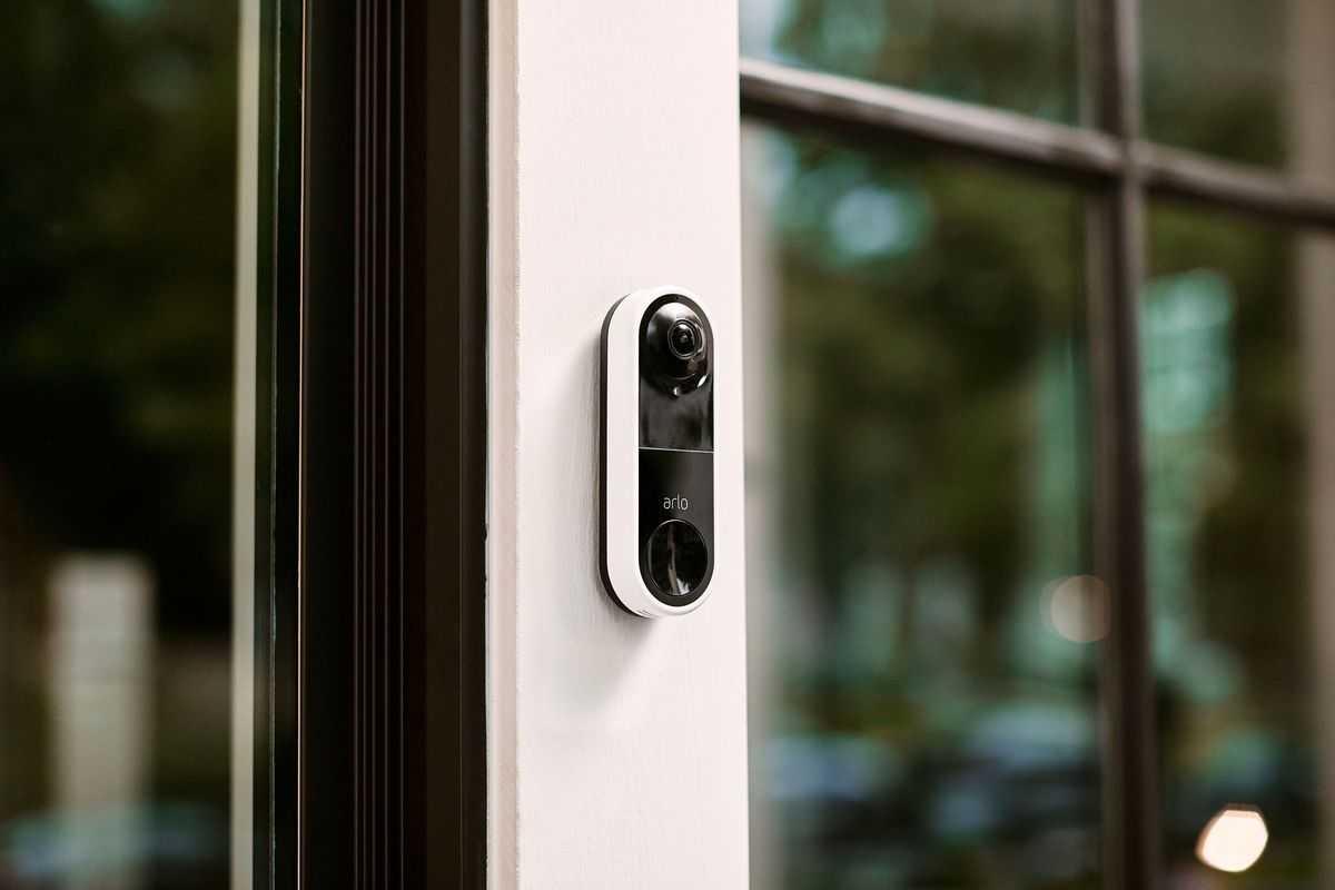 Arlo presenta Video Doorbell, nuovo dispositivo di sorveglianza