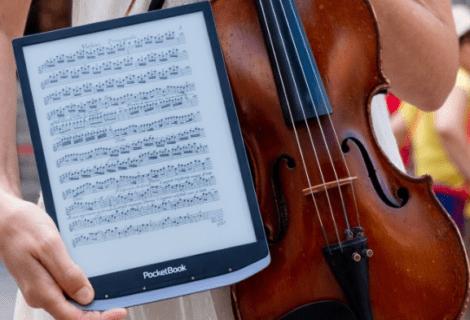 PocketBook InkPad X: per leggere in ogni condizione