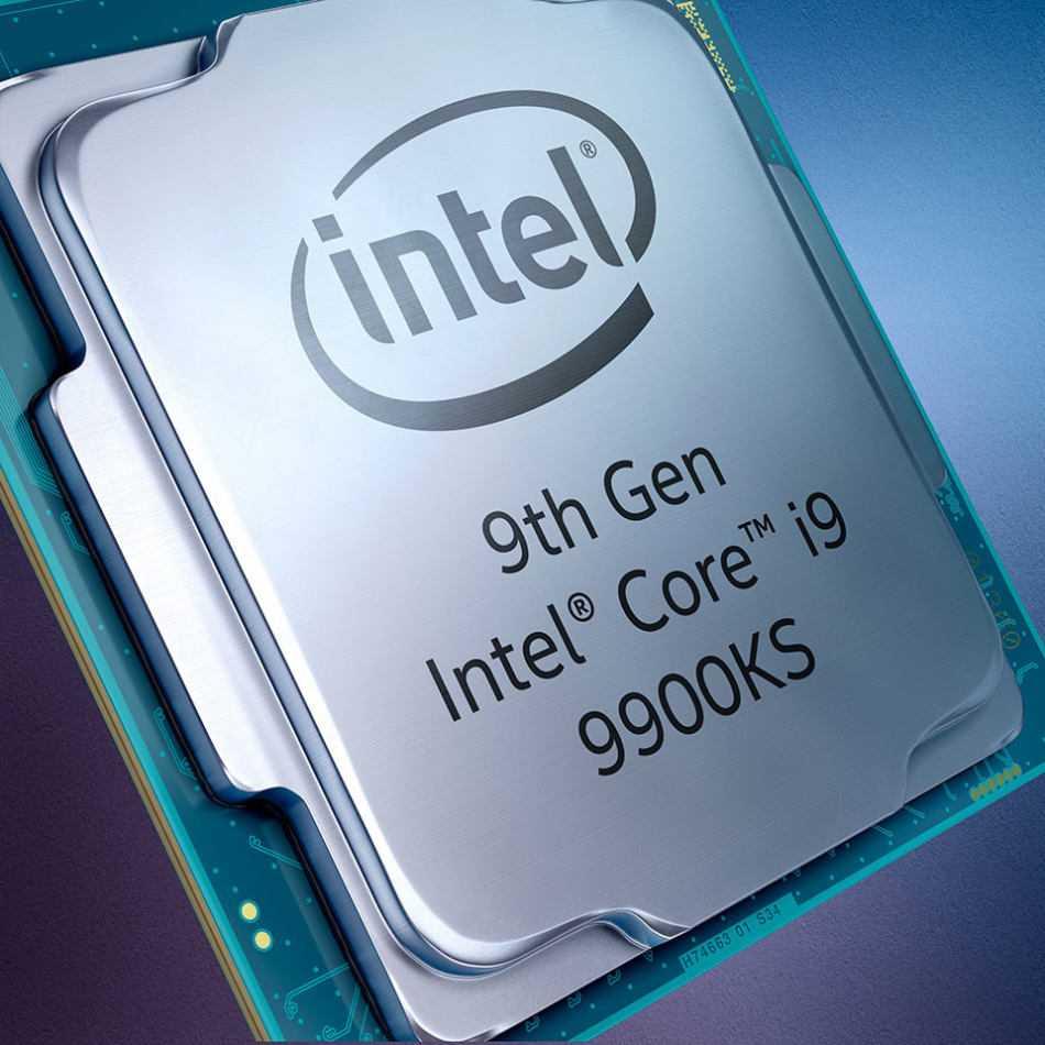 i9-9900KS Special Edition: una nuova CPU Intel