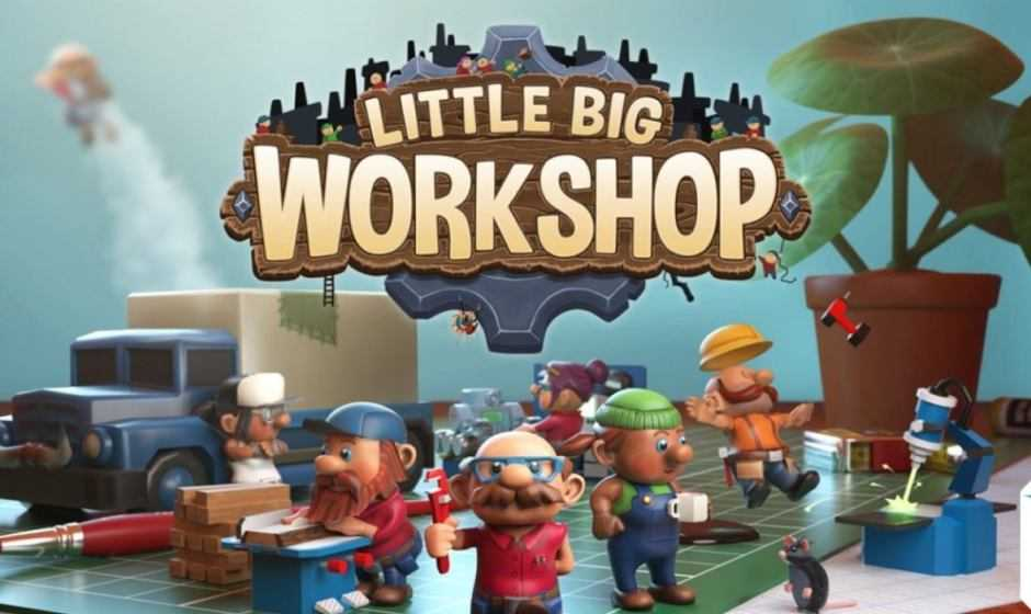 Little Big Workshop disponibile per il preorder su Xbox One