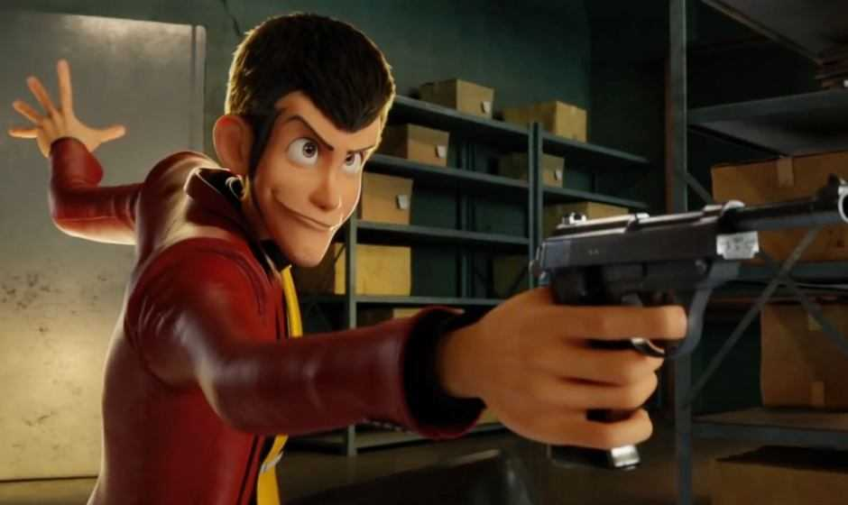 Lupin III – The First: online il trailer del film