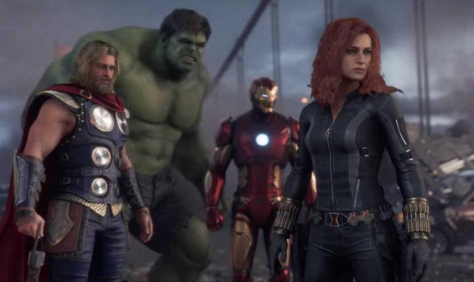 Marvel's Avengers: rivelata la Collector's Edition!