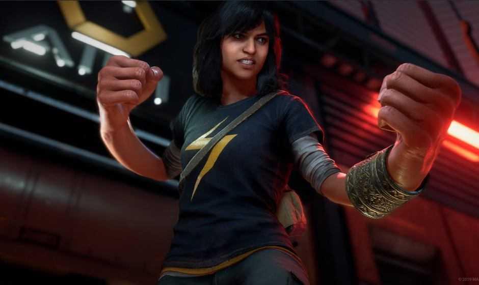 Kamala Khan si aggiunge ai personaggi di Marvel's Avengers