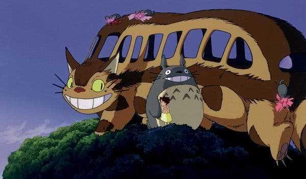 I film dello studio Ghibli sbarcano su HBO Max!