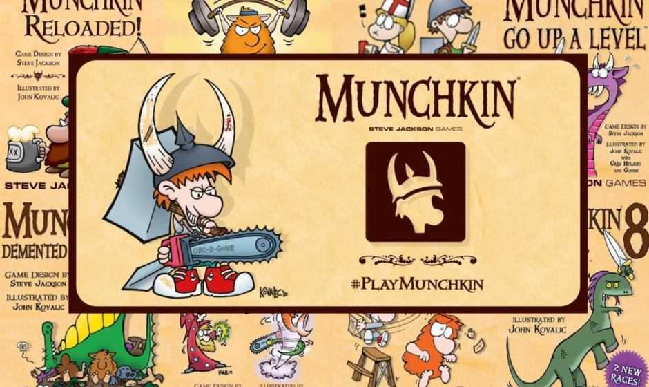 Recensione Munchkin, parodia dei giochi di ruolo | Rigiocando