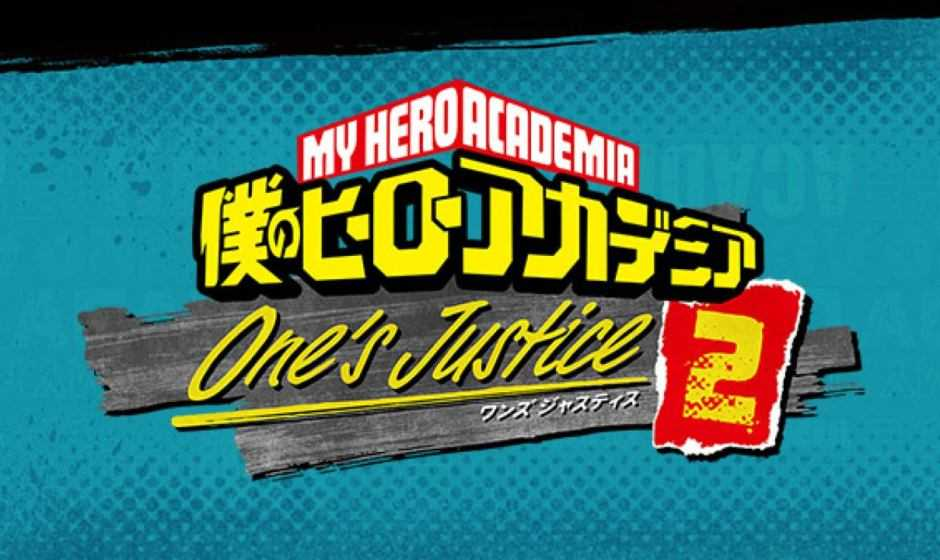 Annunciato My Hero One's Justice 2!