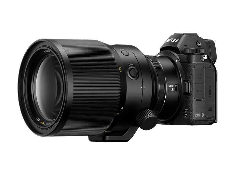 Nikon Z50 e Nikon 58mm f/0.95: specifiche e prezzo in anteprima