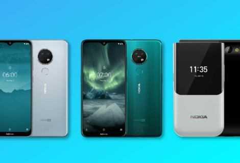 Nokia 6.2 e Nokia 2720 Flip da oggi disponibili in Italia: specifiche e prezzi