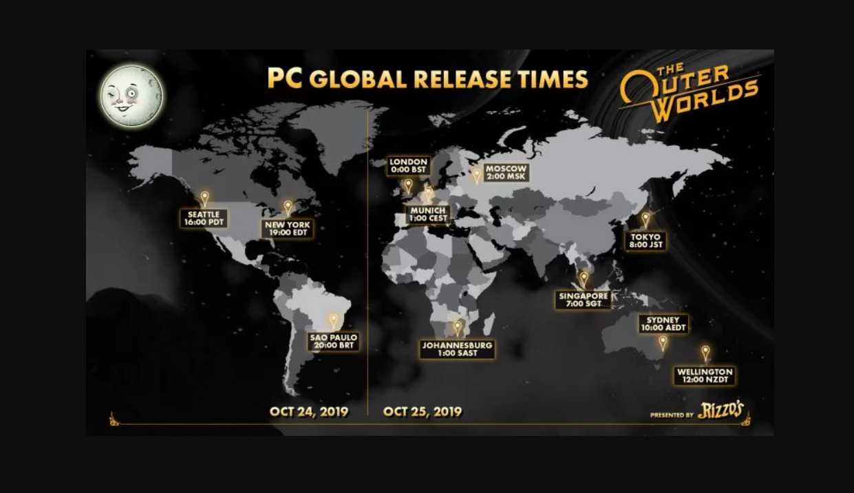 The Outer Worlds: ecco i requisiti minimi di gioco per PC