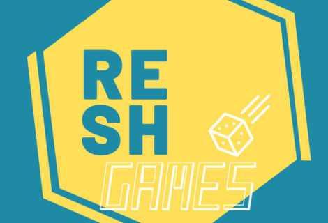 Resh Stories inaugura Resh Games!