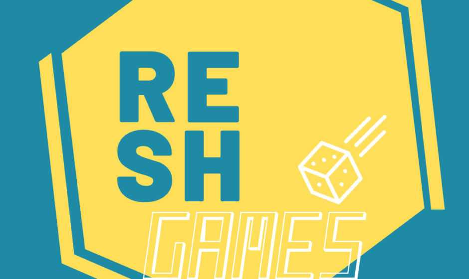 Resh Stories inaugura Resh Games!