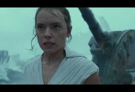 Star Wars: l'ascesa di Skywalker ecco il nuovo trailer