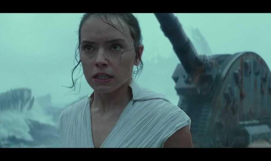 Star Wars: l'ascesa di Skywalker ecco il nuovo trailer