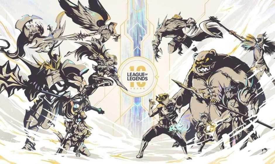 Riot Games annuncia tanti nuovi giochi per il decennale di LoL