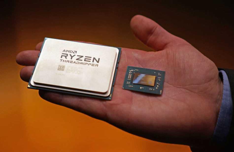 Ryzen Threadripper 3000: ecco le nuove CPU AMD