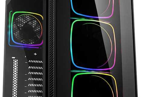 Sharkoon TG6 RGB: ecco il nuovo case ATX midi a basso prezzo