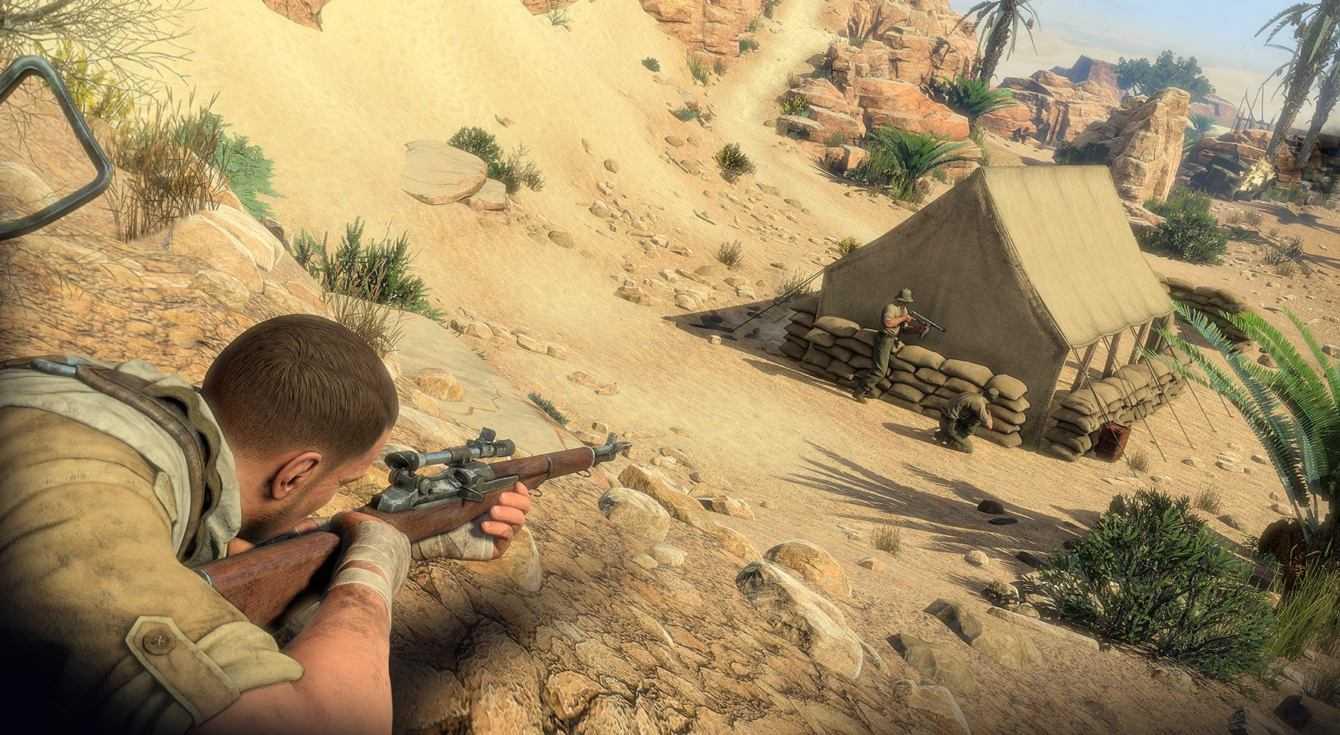 Sniper Elite 3 Ultimate Edition disponibile su Switch!