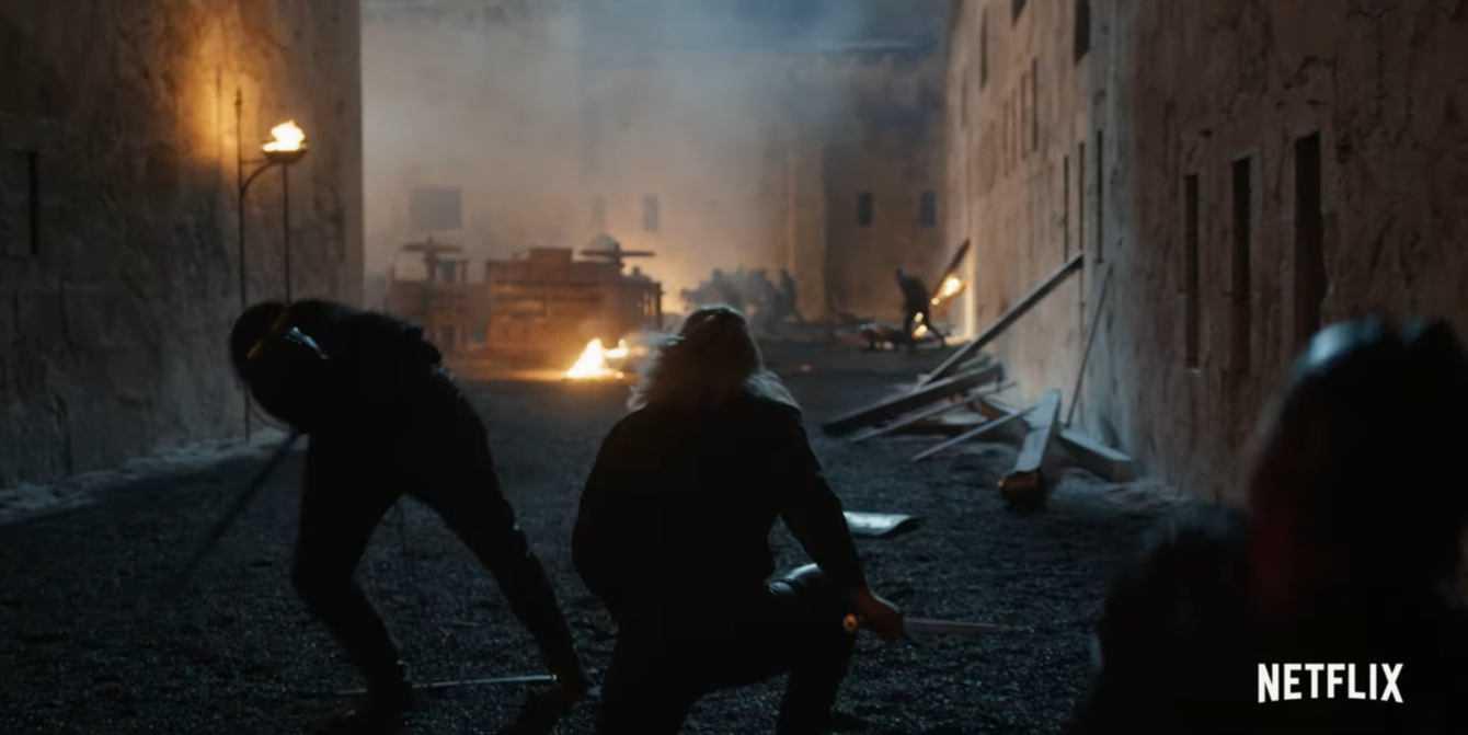 The Witcher: nuovo trailer per la serie Netflix