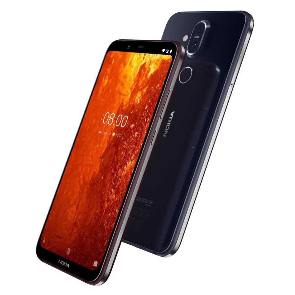 Nokia 8.1 è il primo smartphone Nokia a ricevere Android 10