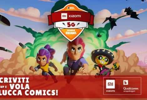 Lucca Comics & Games 2019: Xiaomi e ESL Italia insieme con il primo torneo eSport