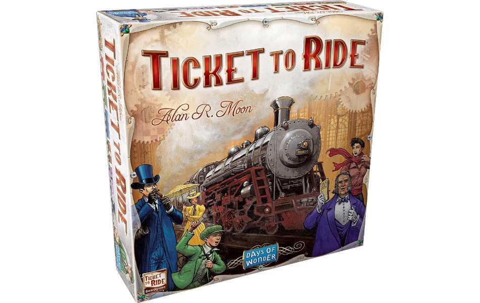 Recensione Ticket to Ride: un viaggio attraverso gli Stati Uniti