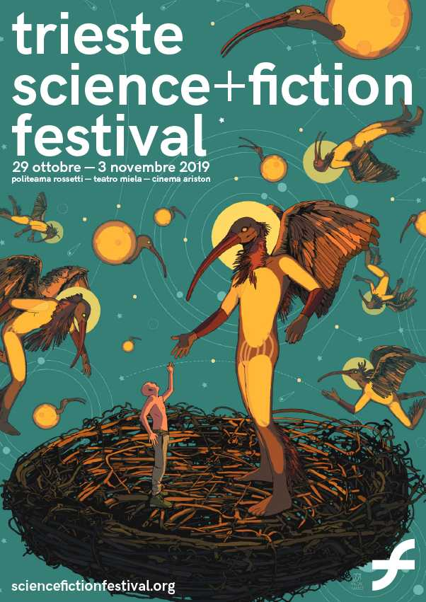 Trieste Science+Fiction Festival celebra Alien, Matrix e Star Trek