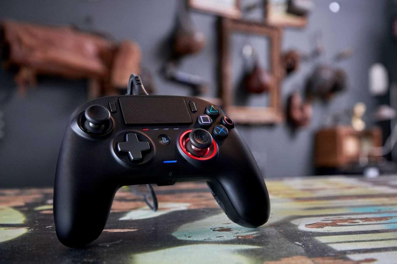 Il Revolution Pro Controller 3 di Nacon è disponibile