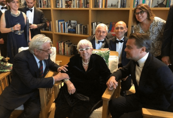 Lina Wertmüller a Los Angeles: gli eventi in suo onore