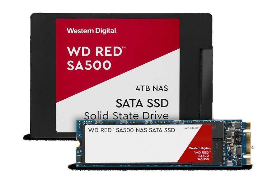 Western Digital WD Red: nuovi SSD e hard disk pensati per NAS