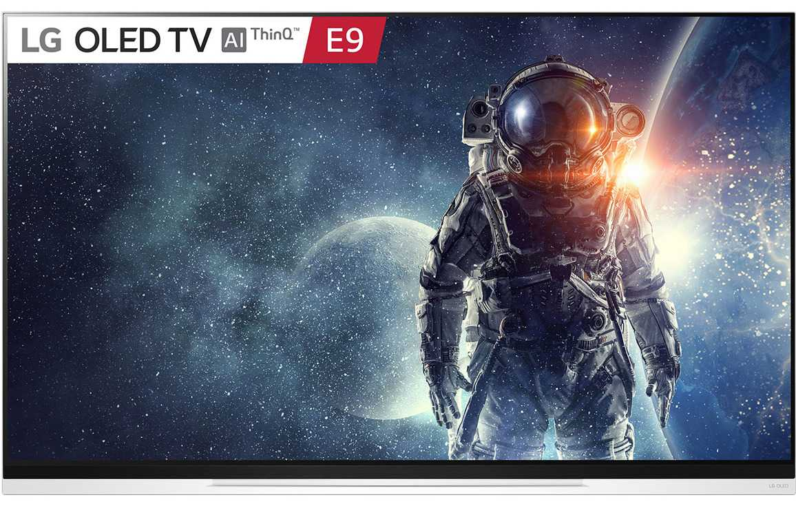 TV OLED 4K: scopriamo E9 di LG da 65 pollici