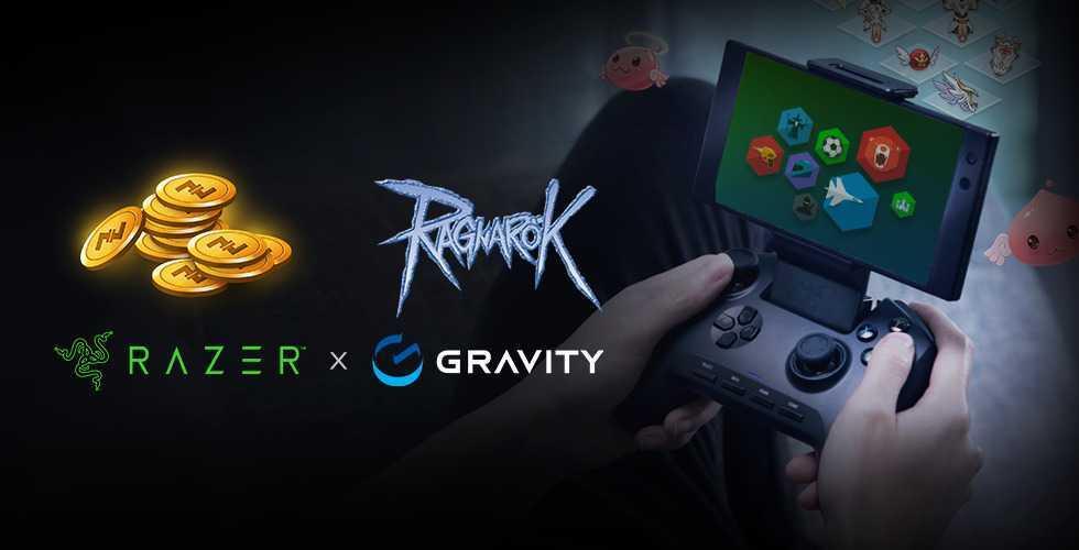 Razer: annunciata partnership con Gravity