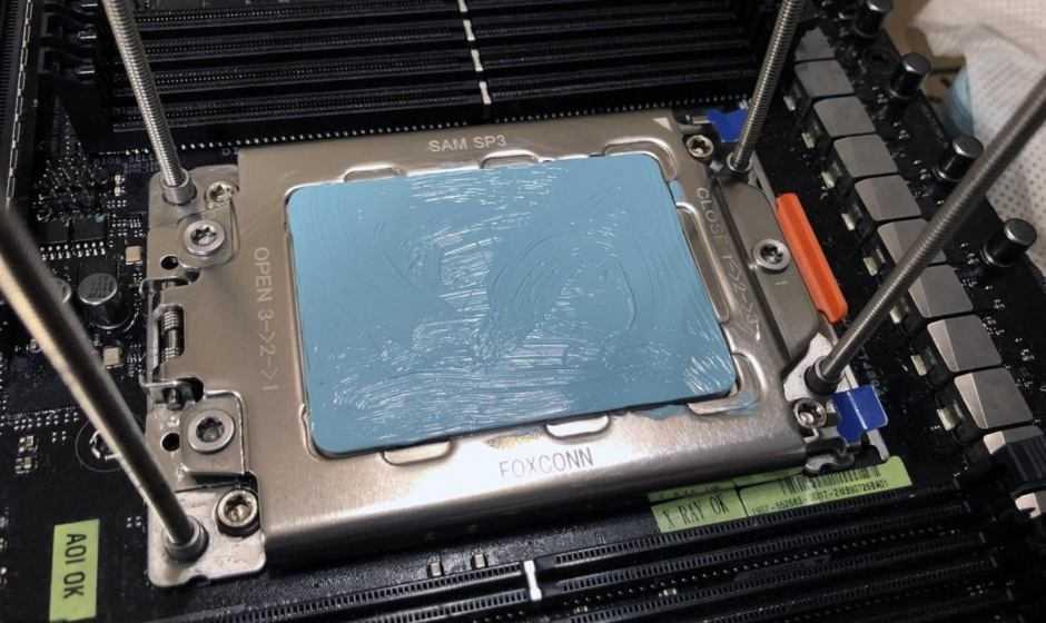 AMD Ryzen Threadripper 3970X: sta già battendo record