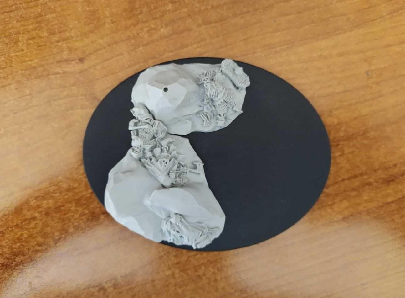 Come dipingere miniature Games Workshop - Tutorial 43: l'Osservatore nell'acqua