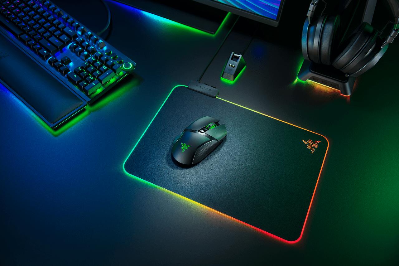 Gioca in libertà con la nuova linea di mouse Razer Basilisk