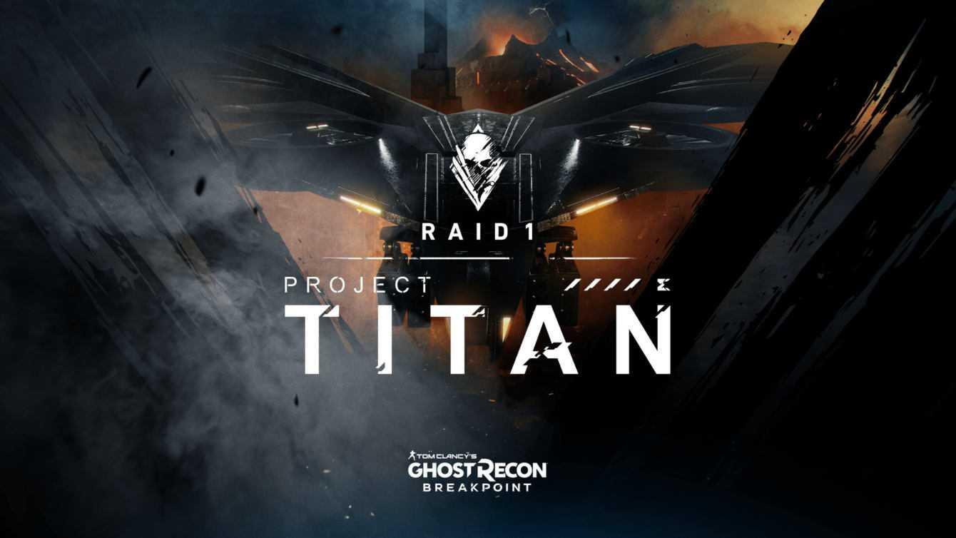 Tom Clancy's Ghost Recon Breakpoint: disponibile il primo raid!