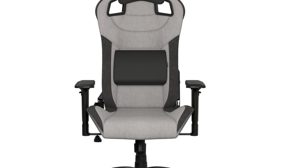 Corsair presenta la sedia gaming T3 RUSH