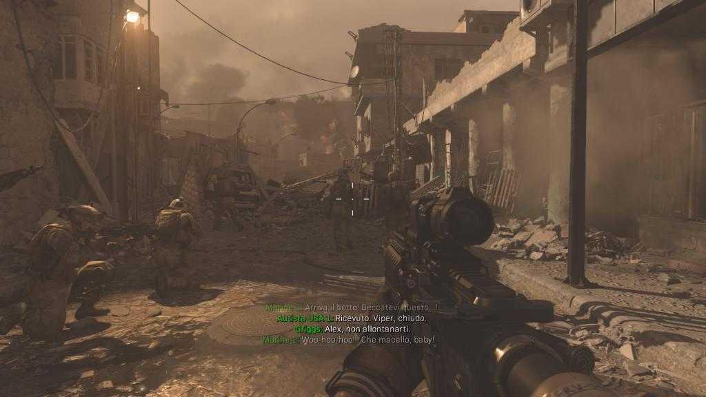 Call of Duty Modern Warfare: come giocare in due giocatori