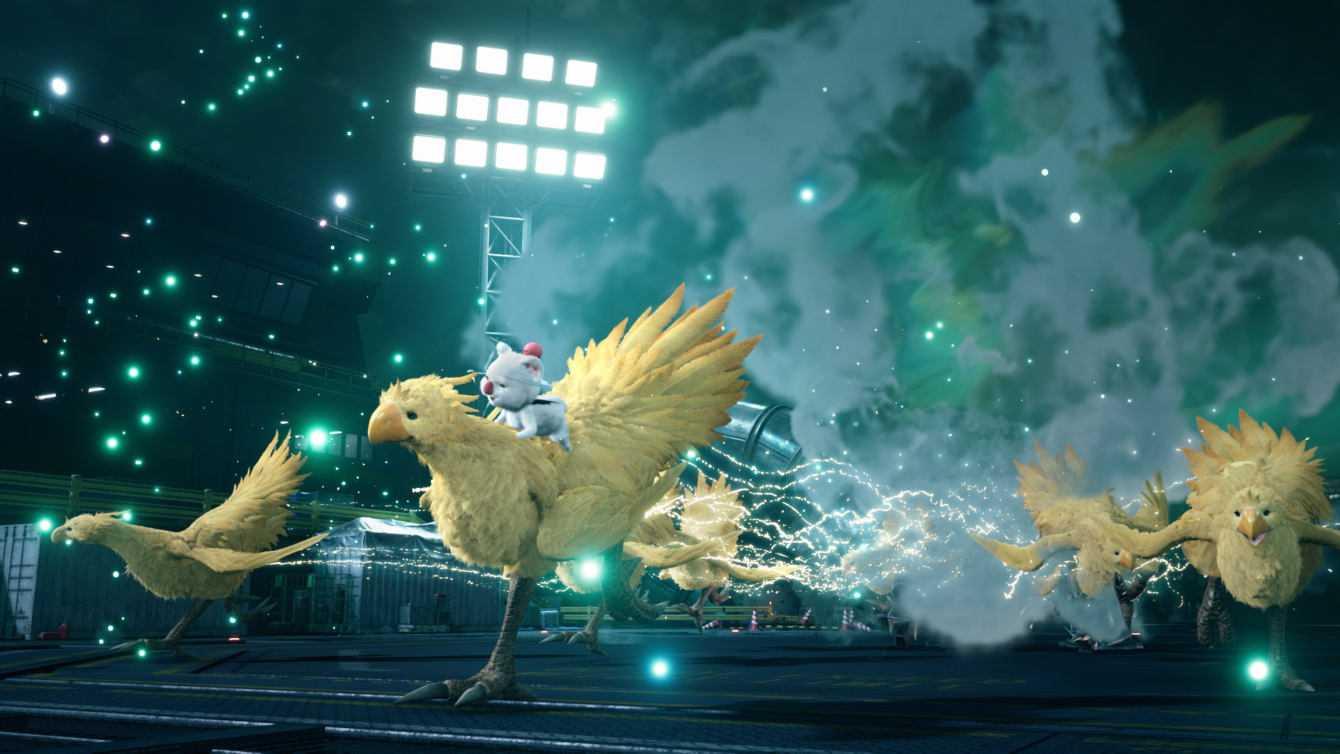 Final Fantasy VII Remake: disponibili delle nuove immagini