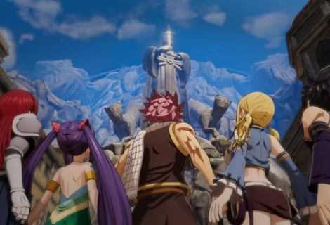 Fairy Tail JRPG è finalmente disponibile!