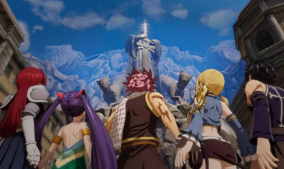 Fairy Tail JRPG è finalmente disponibile!